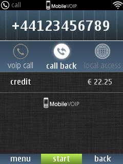 Voip для symbian
