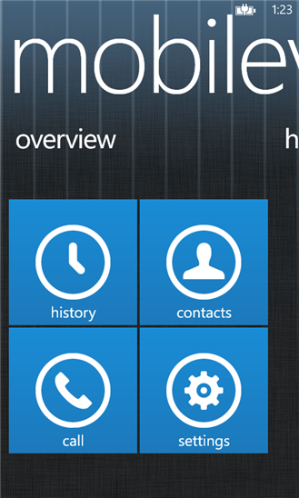 MobileVoip | Mobile Voip app for iPhone, Android and Symbian